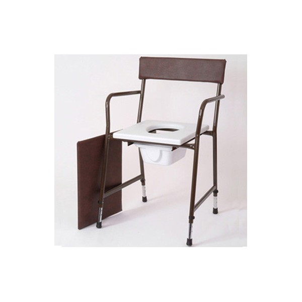 Stackwell heavy duty commode asm medicare for Does medicare cover bathroom equipment
