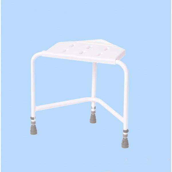 Corner Shower Stool - ASM Medicare