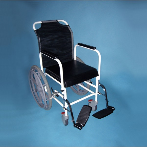 Aquability Self Propelled Toilet Shower Chair Asm Medicare