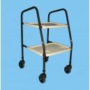 Kingfisher (standard) Trolley - Brown & Cream